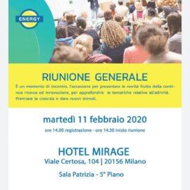 convegno Milano 11 febbraio 2020